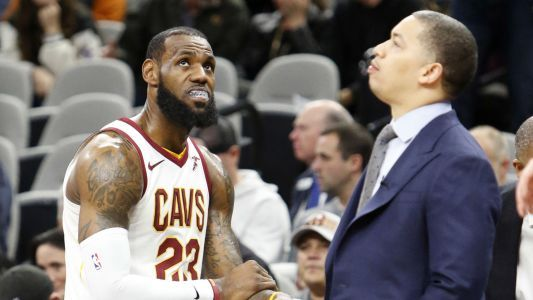 LeBron James on Tyronn Lue taking temporary leave of absence: 'It's probably well overdue'