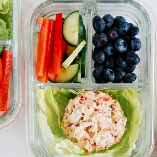 Tuna Salad Meal-Prep Recipe