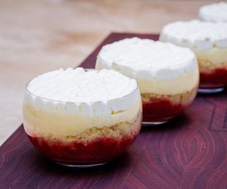Copycat: Marks & Spencer Strawbery Trifle