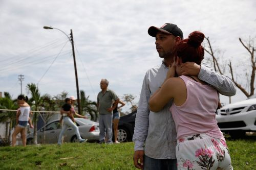 People in Puerto Rico describe devastation after 6 days without basic resources: 'People on the outside know more than we do'