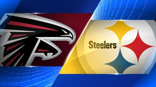 Steelers lead Falcons 6-0 in first quarter