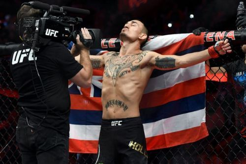 UFC 226 co-main-event breakdown: Can Max Holloway extend the 'Blessed Era' against Brian Ortega?