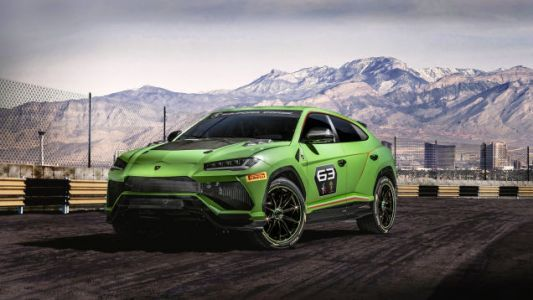 Lamborghini Wasn't Kidding About a Urus SUV Racing Series