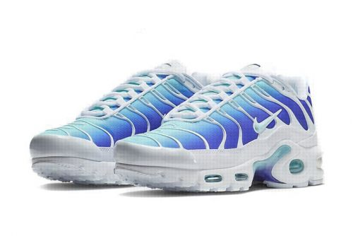 Nike's Air Max Plus Returns in an OG White/Blue Colorway