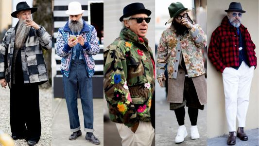 Short Statement Jackets Were a Street Style Favorite at Pitti Uomo