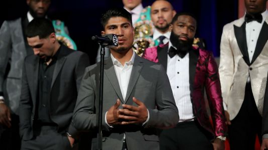 Eddie Hearn says a 'great offer' has been made to sign Mikey Garcia