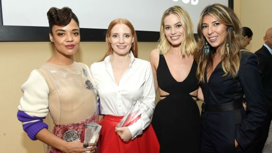 See What Everyone Wore to an Especially Powerful 'Elle' Women in Hollywood Awards