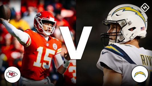 Chiefs vs. Chargers: Time, how to live stream, where to watch on TV