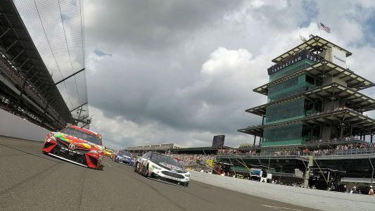 NASCAR at Indianapolis: Live updates, highlights from Brickyard 400
