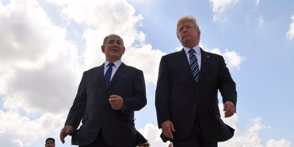 Trump reportedly bluntly asked Israeli Prime Minister Netanyahu if he really wants peace or not