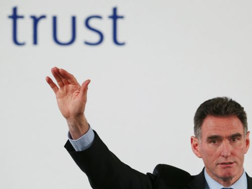RBS is so worried about UK consumer debt that it is delaying launching a new low-interest credit card
