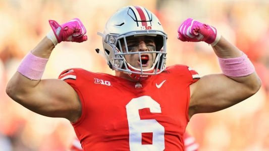 Ohio State DE Sam Hubbard declares for NFL Draft