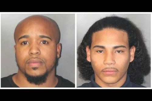 Police: Men tried to stash their fentanyl, cocaine in cruiser