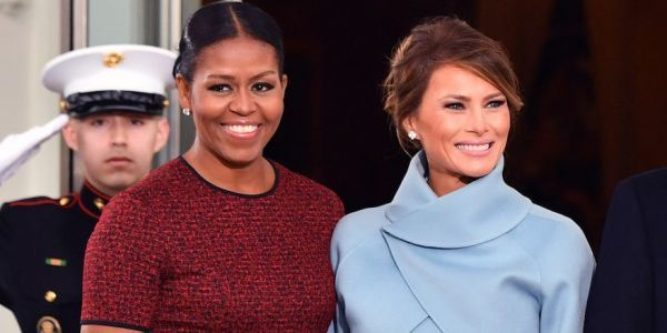 Michelle Obama says Melania Trump has never reached out to her for advice on being first lady