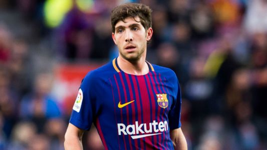 Barcelona is my club - Sergi Roberto rejects other interest to sign new deal