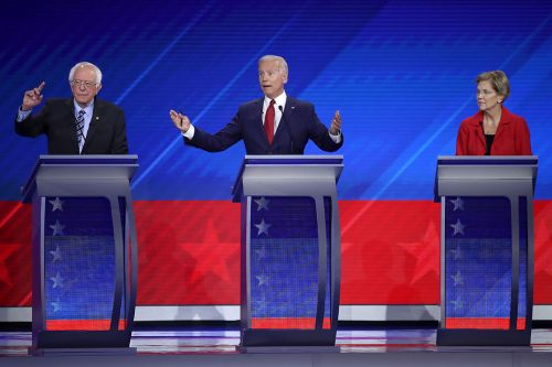 Here's what surprised us about Thursday's Democratic debate