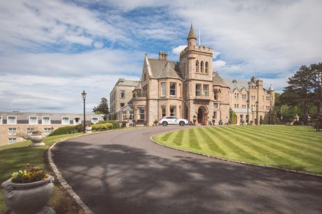 Spa of the Week: The Spa at Culloden