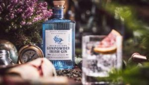 Ashford Castle offers Gin Tray Tasting Experience