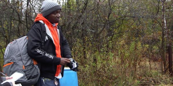 A Burundian asylum-seeker who fled the US explains why he left behind everything he knew to reach safety in Canada