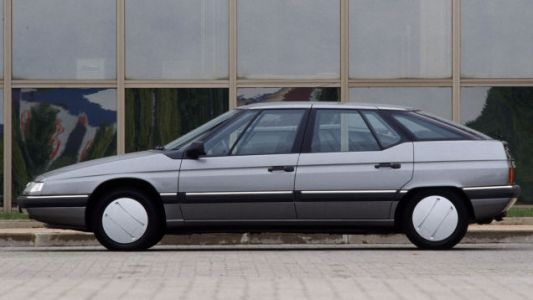 Can you imagine how terrible life would be if we didn't all drive Citroën XMs?