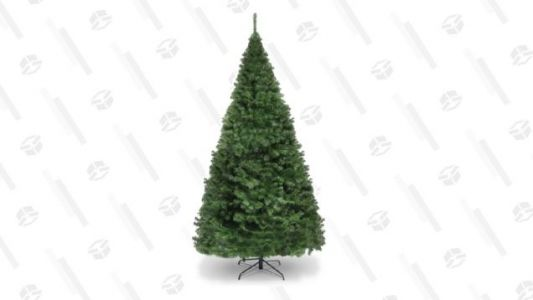 If You've Got the Space Holiday It up With a 7.5 Ft Christmas Tree for Just $60