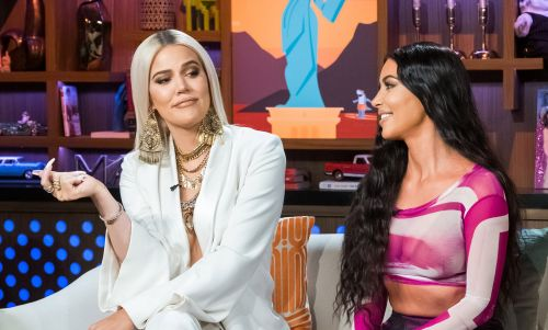Khloé Kardashian Rounds Up Sister Kim and Bestie Malika For a Girls Trip Amid Tristan Cheating Scandal