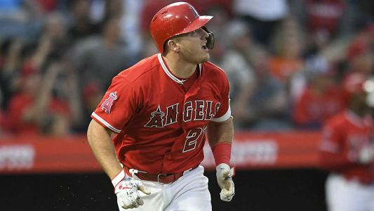 Mike Trout much more than home-run leader for AL West-contending Angels