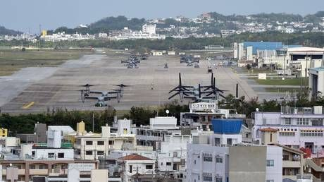 Japanese PM Abe set to ignore local referendum on US Okinawa military base relocation