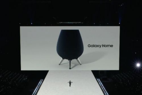 Samsung unveils Galaxy Home smart speaker with Bixby