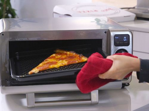 Watch: Will a $400 Steam Oven Actually Improve Your Cooking?
