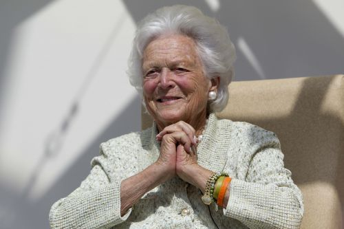 Former first lady Barbara Bush to be laid to rest Saturday