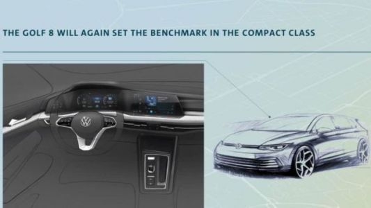 The Humble VW Golf Is Getting an Audi-Style Digital Dash