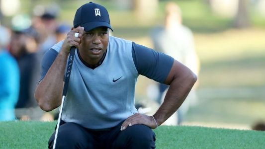 Genesis Open: Tiger Woods shoots 1-over 72 in Round 1