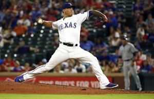 Pirates get closer Keone Kela from Rangers for 2 prospects