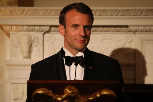 French President Macron to address joint session of Congress