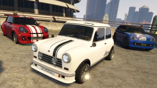 GTA Online's Mini Cooper Week Hasn't Won Over The Haters