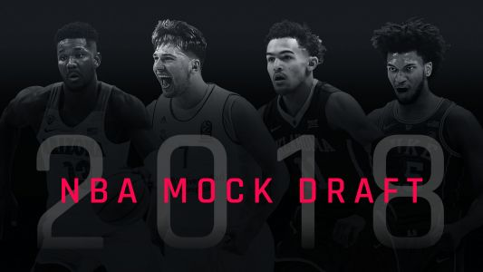NBA Mock Draft 2018, post-lottery edition: Suns, Cavs make tough calls with first-round picks