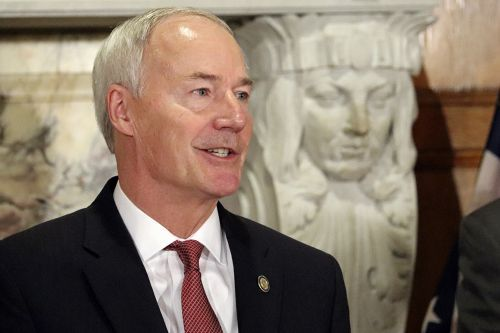 Arkansas governor calls Trump's border emergency declaration 'worrisome'