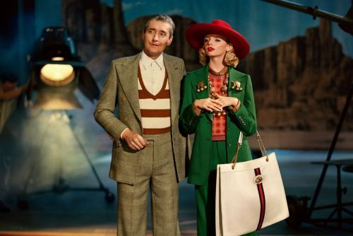 Gucci's Spring/Summer 2019 Campaign Evokes Old Hollywood Glamour