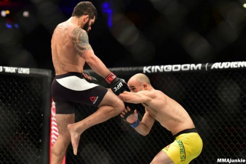 Raphael Assuncao thinks he could steal title spot from Jose Aldo or Petr Yan at UFC 250