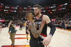 Blazers in familiar territory but with 2 new additions