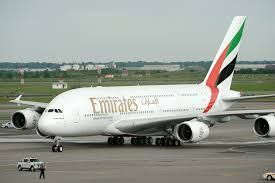 Emirates Airline carries over 59 million passengers in the year 2018