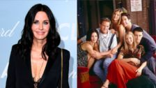 Courteney Cox Returns To Real-Life 'Friends' Apartment, And She's Got Jokes
