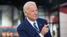 Biden Would've 'Beat The Hell Out Of' Trump In High School For His Abuse Of Women