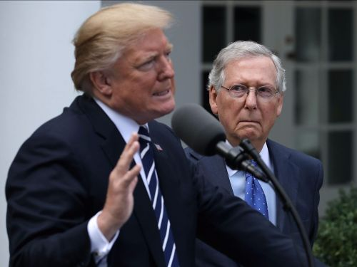 Republicans' process for passing tax reform looks strikingly similar to healthcare - but they say this time will be different