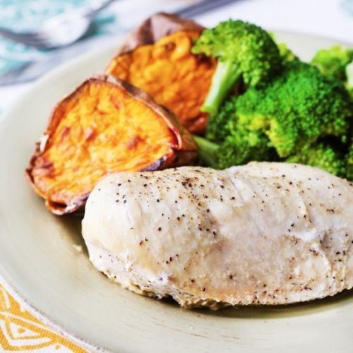 Perfect Instant Pot Chicken Breasts