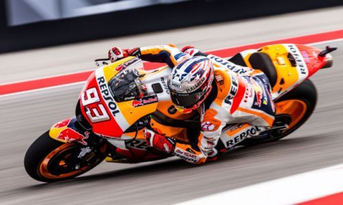Overcoming The Odds, Marc Marquez Wins MotoGP Again In Austin
