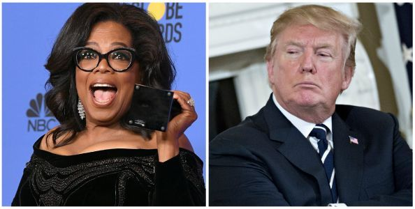 "Oprah Winfrey Admits She Was Confused AF When Donald Trump Called Her ""Very Insecure"""
