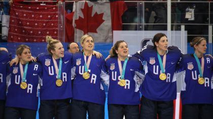 5 Things: USA Women's Hockey Finally Gets Its Revenge