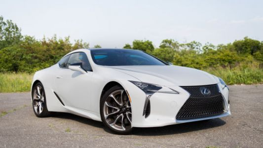 You Can Get Up to $5,000 Off a Wonderful Lexus LC Coupe Right Now: Report